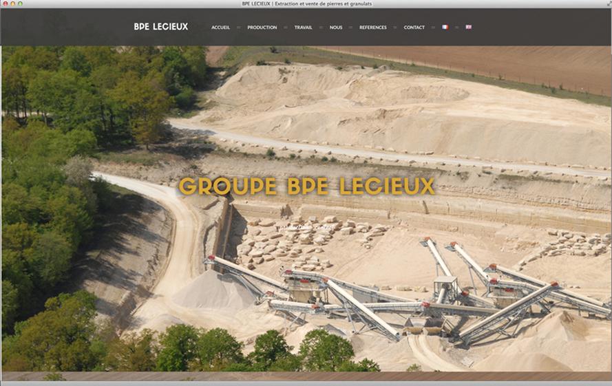"""alt = """" BPE Lecieux- page accueil - Lcom """""""